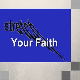 00(H023) - Stretch Your Faith CD SUN
