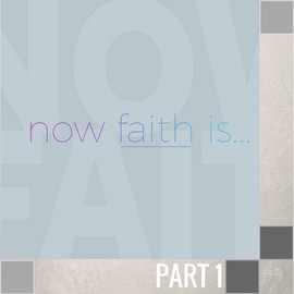 01(W001) - Now Faith Is CD Sun
