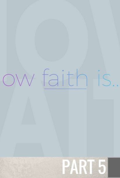 05 - When Faith Is Disappointed By Pastor Jeff Wickwire | LT02873