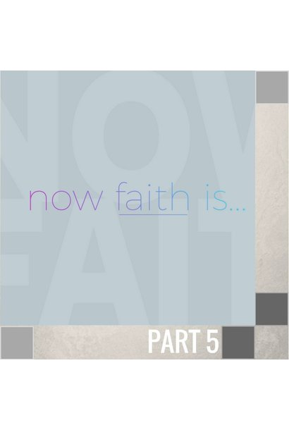05(W005) - When Faith Is Disappointed