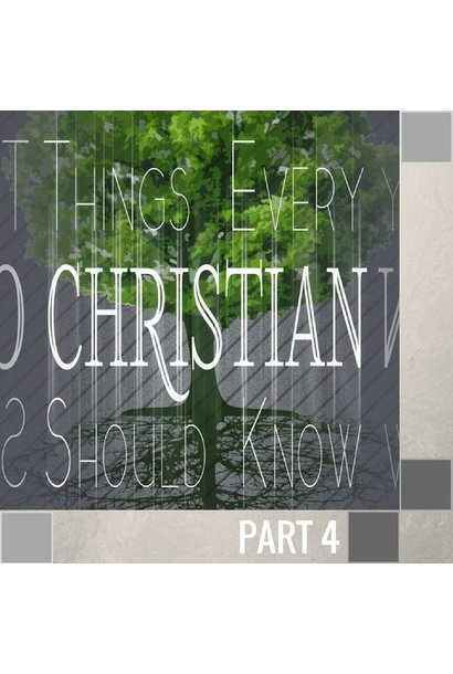 04(I039) - Why Be Water Baptized? CD SUN