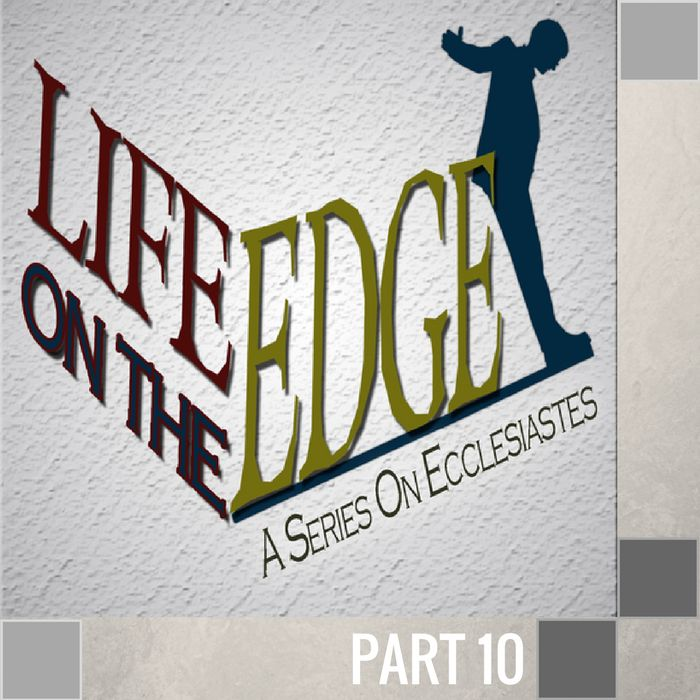 10 - The Ironies Of Life By Pastor Jeff Wickwire | LT01855-1