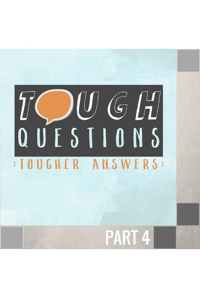 04(U042) - What About The Bible? CD WED