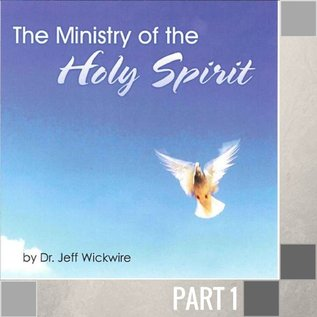 01(A012) - The Ministry Of The Holy Spirit CD WED