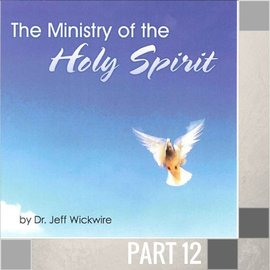 12(A023) - Honoring The Holy Spirit CD WED 7PM