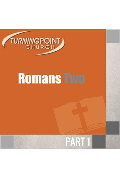 01(D032) - America As Seen Through Romans CD WED