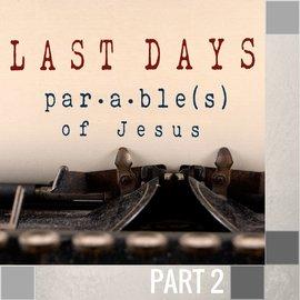 02(N037) - The Parable Of The Ten Virgins CD WED