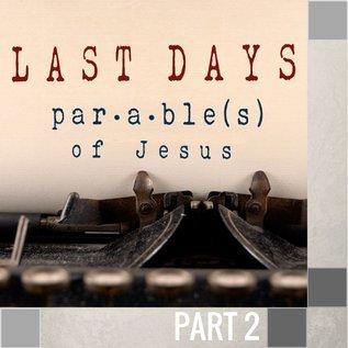 TPC - CD 02(N037) - The Parable Of The Ten Virgins CD WED