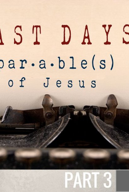 03 - The Parable Of The Talents   By Pastor Jeff Wickwire | LT01152