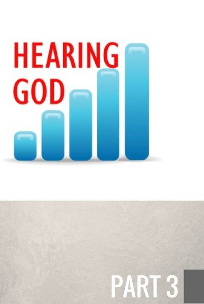 03 - Fine Tuning Your Spiritual Ears   By Pastor Jeff Wickwire | LT01163