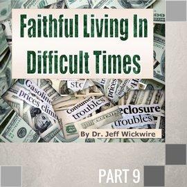 09(G049) - The Characteristics Of False Teachers CD WED 7PM
