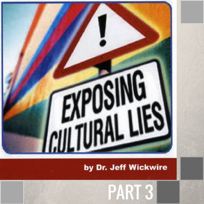 03 - The Two Dark Exchanges   By Pastor Jeff Wickwire | LT01124-1