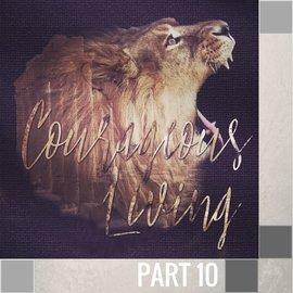 10(U010) - Daniel's 70 Weeks CD WED 7PM