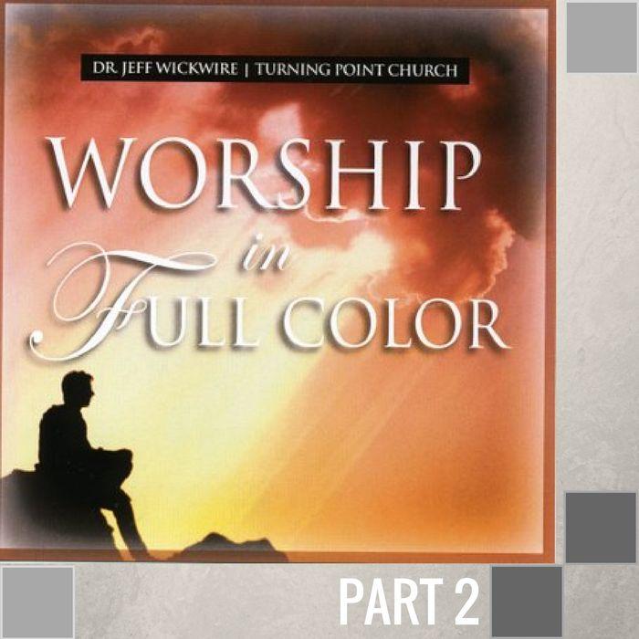 02(Q016) - Worship Will Win Your War CD SUN-1