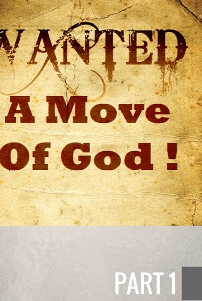 01 - What Price For A Move Of God?  By Pastor Jeff Wickwire   LT00454