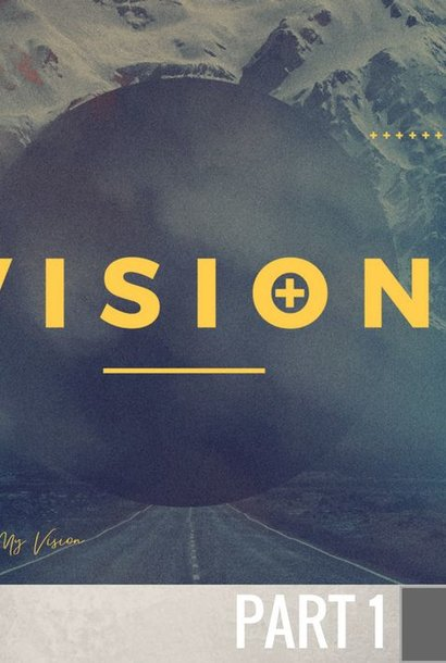 01(C025) - God s Vision for Every Person CD Sun