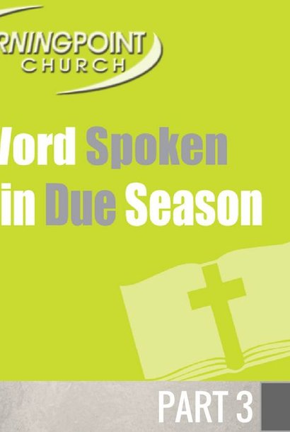 03(K048) - A Courageous Word To The Discouraged Christian CD SUN
