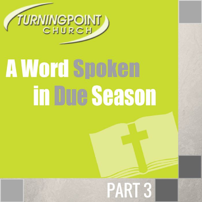 03(K048) - A Courageous Word To The Discouraged Christian CD SUN-1