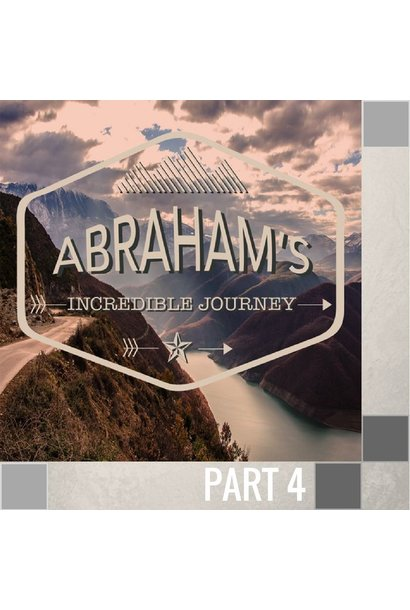 04(Q032) - Abraham's Greatest Mistake CD SUN