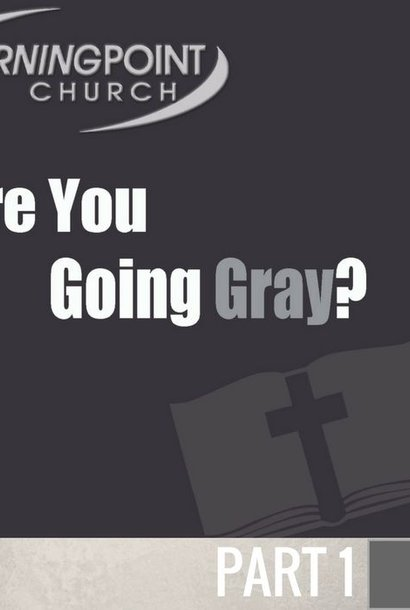 01(N034) - Are You Going Gray? CD SUN