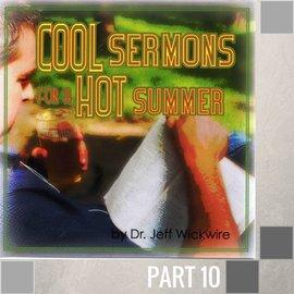 10(L010) - Why Satan Doesn't Want You In Church CD SUN