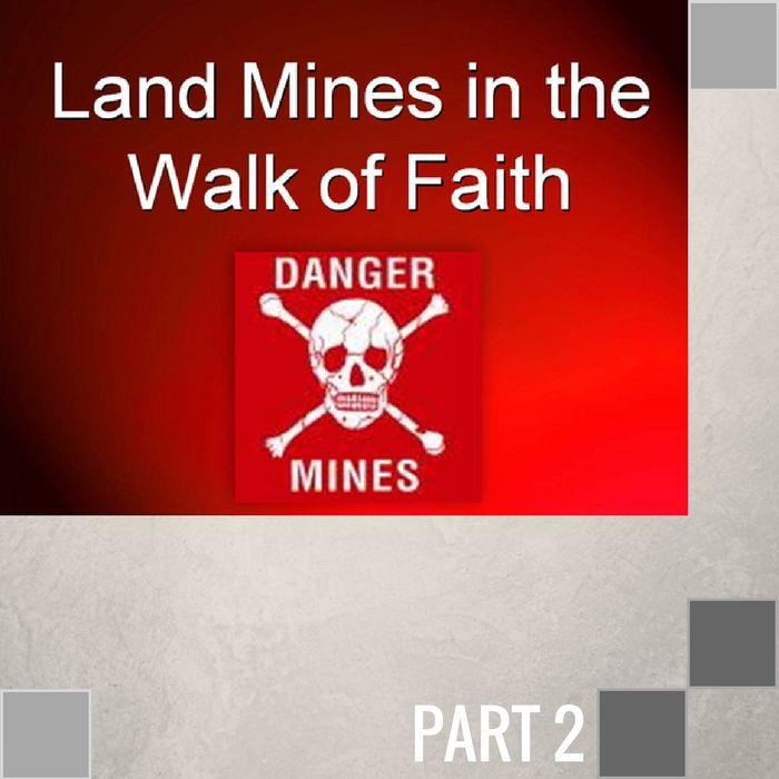02(R002) - The Land Mine Of Offense Toward God CD SUN-1