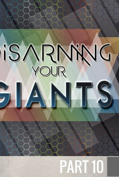 10 - Disarming The Giant Of Depression  By Pastor Jeff Wickwire | LT01865