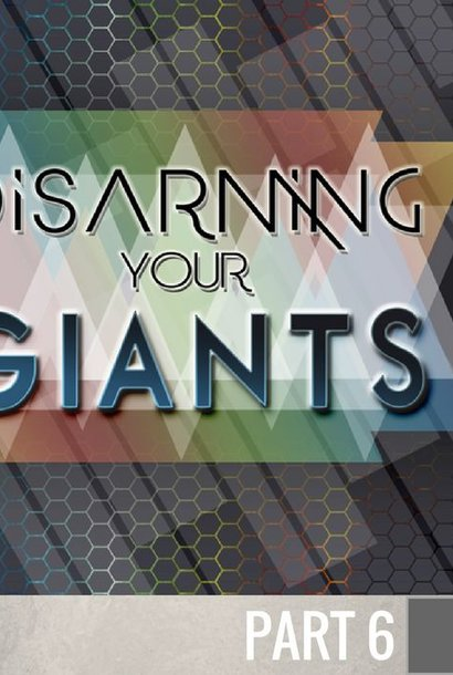 06 - Disarming The Giant Of Temptation  By Pastor Jeff Wickwire   LT01651