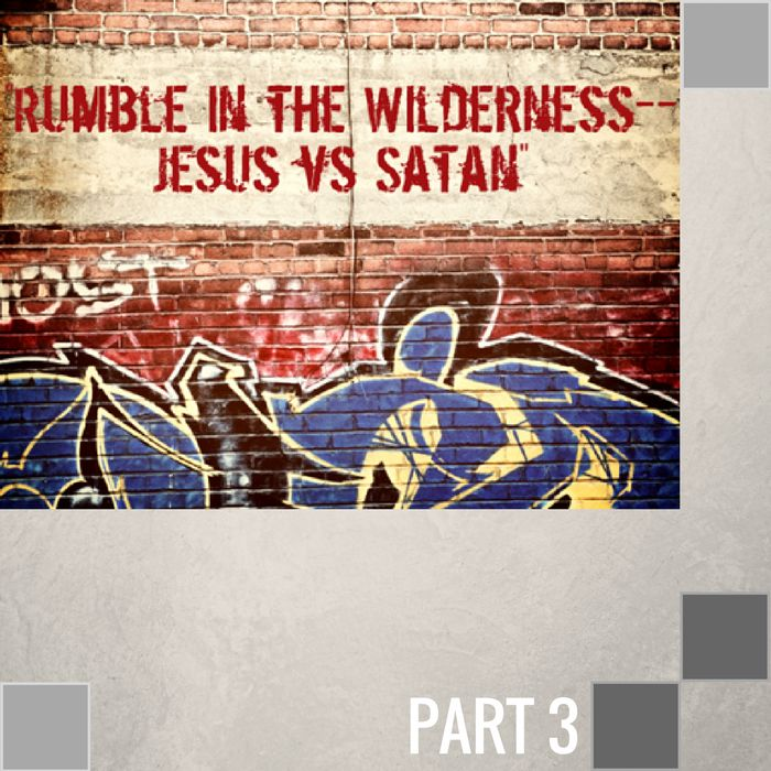 03 - Satan Attacks God's Plan  By Pastor Jeff Wickwire | LT01012-1