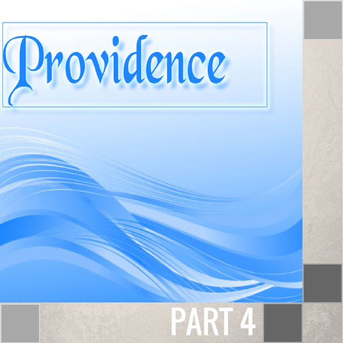 04 - Abraham - Providence At Work Through Desperate Need  By Pastor Jeff Wickwire | LT01265-1