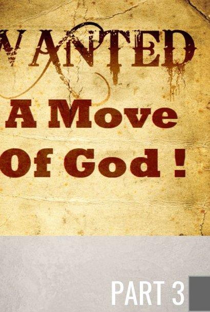 03(E003) - The Awesome Impact Of A Move Of God CD SUN