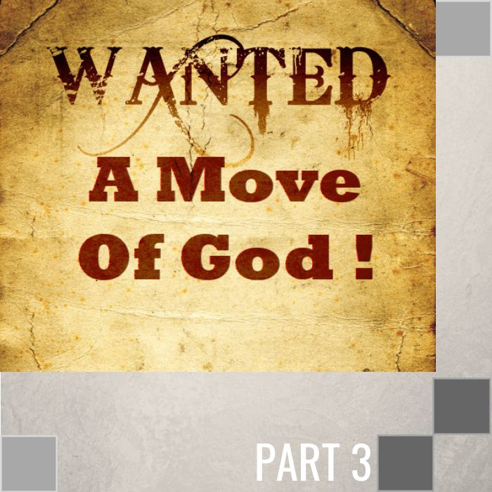 03(E003) - The Awesome Impact Of A Move Of God CD SUN-1