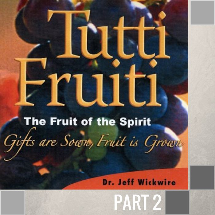 02(E042) - Gifts Are Sown, Fruit Is Grown CD SUN-1
