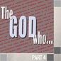 TPC - CD 04(F029) - The God Who Is Faithful CD SUN