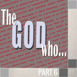 TPC - MP3 06(F031) - The God Who Responds To Faith CD SUN