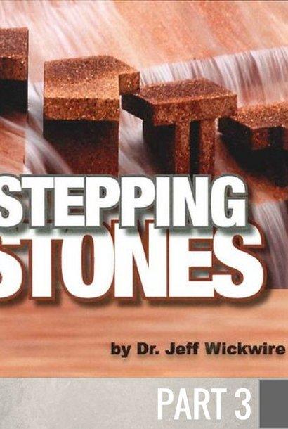 03(R043) - Stepping Stones To Healing An Offense CD SUN