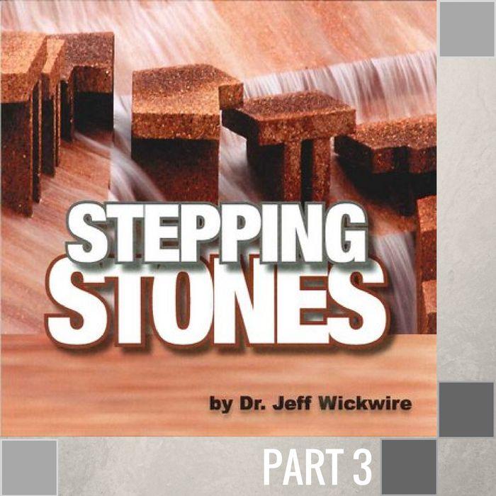 03(R043) - Stepping Stones To Healing An Offense CD SUN-1