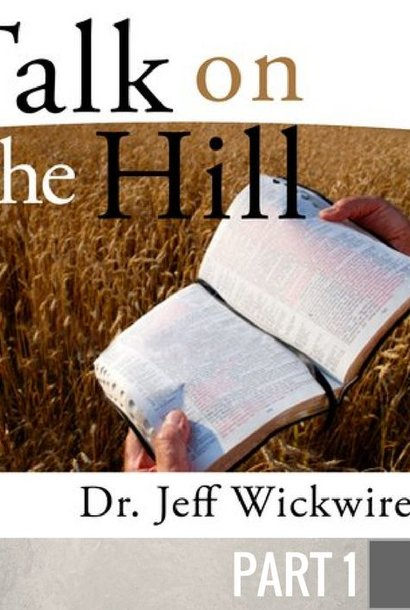 01 - Danger of Anger By Pastor Jeff Wickwire | LT00567