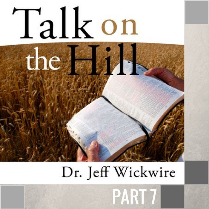 07 - Don't Worry, Be Happy By Pastor Jeff Wickwire | LT01737-1