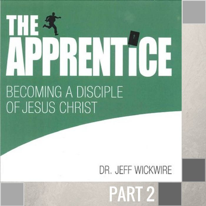 02 - Discipleship Made Easy  By Pastor Jeff Wickwire | LT00701-1