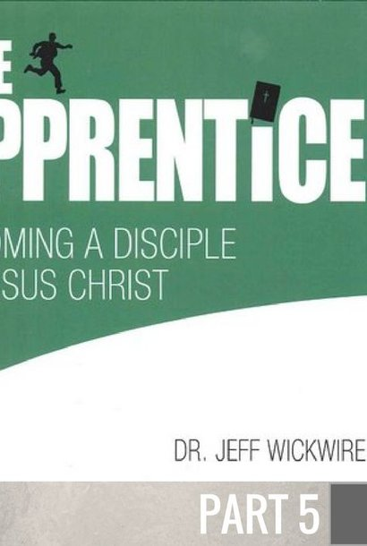 05 - Jesus On The Job  By Pastor Jeff Wickwire | LT01475