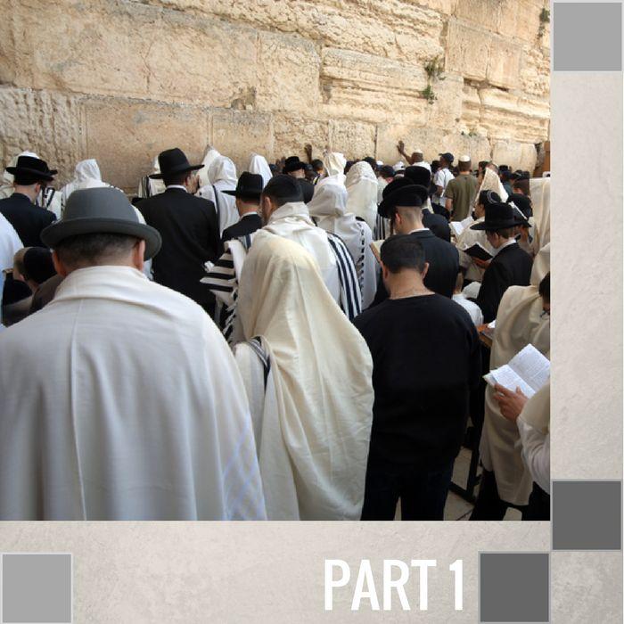 038 - Israel, The Apple Of God's Eye By Pastor Jeff Wickwire   LT00059-1