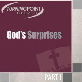 00(G038) - God's Surprises CD WED 7PM