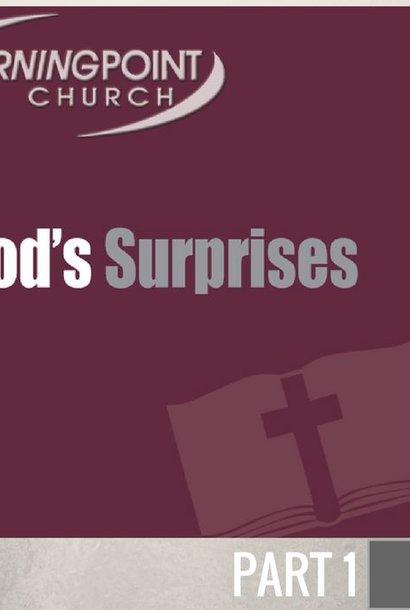 009 - God's Surprises By Pastor Jeff Wickwire   LT00060