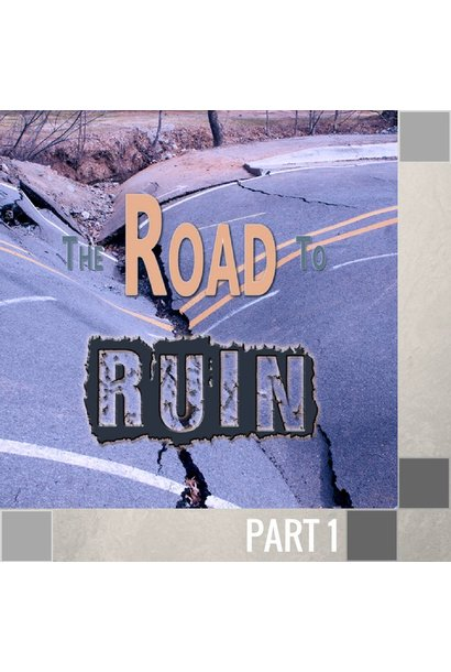 00(H017) - The Road To Ruin CD WED