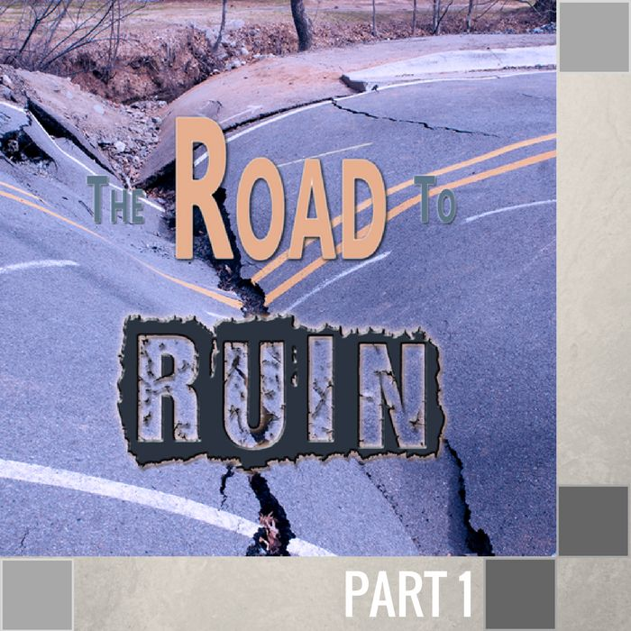 00(H017) - The Road To Ruin CD WED-1