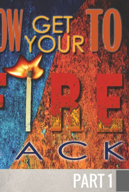 054 - How To Get Your Your Fire Back By Pastor Jeff Wickwire | LT00136