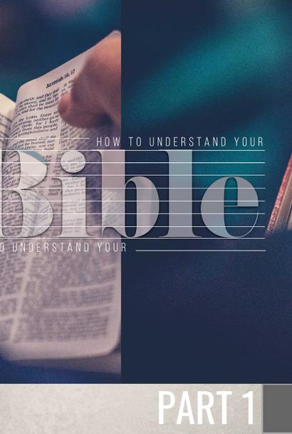 01 - Understanding The Bible By Pastor Jeff Wickwire | LT03337