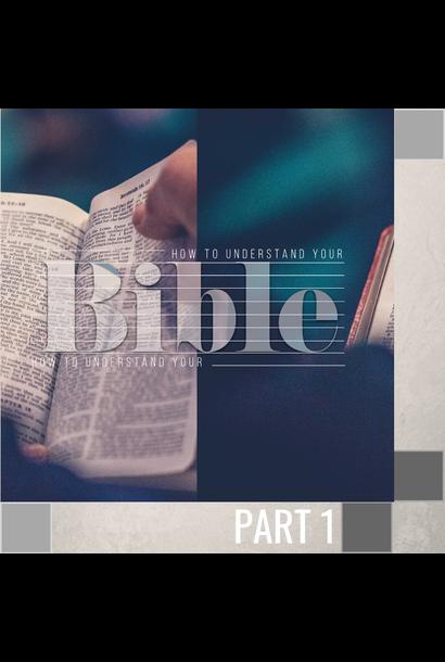 01(W040) - Understanding The Bible