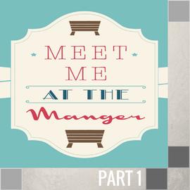 00(K046) - Meet Me At the Manger CD SUN